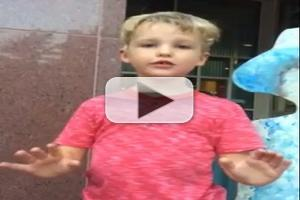 STAGE TUBE: Signature's SUNDAY IN THE PARK WITH GEORGE Gets Reviewed By Pint-Sized Fan!