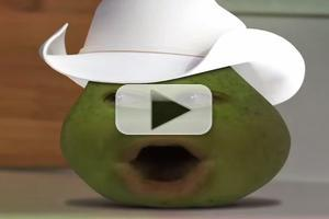 VIDEO: Brad Paisley Teases New Song 'Limes' with ANNOYING ORANGE