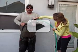 VIDEO: Jimmy Kimmel Accepts ALS Ice Bucket Challenge; Nominates Mayor Tom Ford