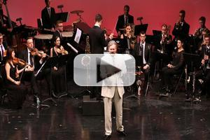 STAGE TUBE: Watch Highlights from Transport Group's Star-Studded THE MUSIC MAN Concert!