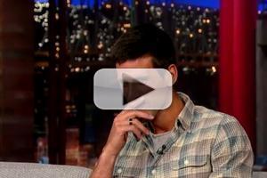 VIDEO: Tennis Star Novak Djokovic Talks U.S. Open on LETTERMAN