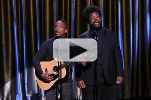 VIDEO: Black Simon & Garfunkel Perform 'All About that Bass' on TONIGHT