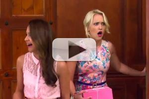 VIDEO: Sneak Peek - Season Finale of ABC Family's YOUNG & HUNGRY