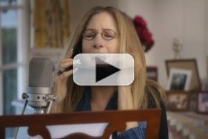 STAGE TUBE: Sneak Peek- Watch Barbra Streisand Sing 'Evergreen' with Babyface!
