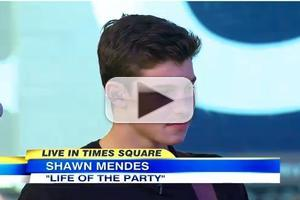 VIDEO: Shawn Mendes Chats Being Music's First Vine Star on GMA