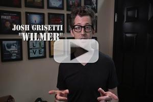 BWW TV Exclusive: Josh Grisetti Previews RED EYE OF LOVE