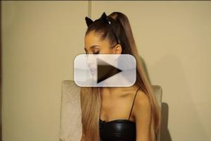 VIDEO: Ariana Grande Discusses New Album, VMAs, BIG BROTHER Frankie