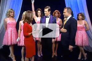 STAGE TUBE: Cast of Off-Broadway's PAGEANT Visits GOOD DAY NEW YORK