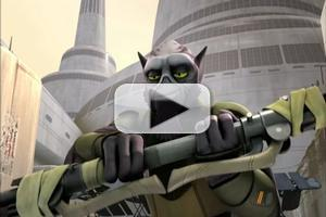 VIDEO: Sneak Peek at Zeb from Disney's STAR WARS REBELS