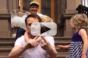 STAGE TUBE: 'Challenge Ice-cepted!' Tony Winner Neil Patrick Harris Takes ALS Ice Bucket Challenge