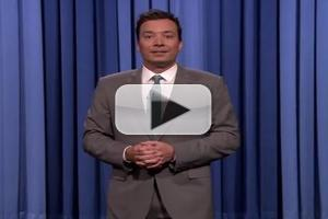 STAGE TUBE: NBC News Anchors Share Uplifting, Fictitious News Concerning Vladamir Putin and More on THE TONIGHT SHOW