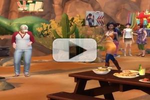STAGE TUBE: New SIMS 4 Trailer,