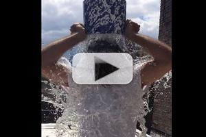 STAGE TUBE: ANNIE's Bobby Cannavale Accepts Ice Bucket Challenge