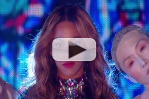 VIDEO: Beyonce Makes a Statement via VMA Mega-Performance
