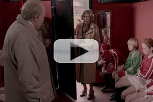 VIDEO: Brian Cox Takes Over Tiny Team in Trailer for Soccer Movie BELIEVE