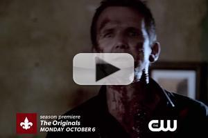 VIDEO: Sneak Peek of the new season of the CW's THE ORIGINALS