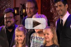 BWW TV: Christine Ebersole, Shapiro Sisters & More Preview Shows at 54 Below!