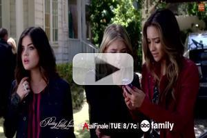 VIDEO: Sneak Peek: Tonight's PRETTY LITTLE LIARS' #fAtaleFinale