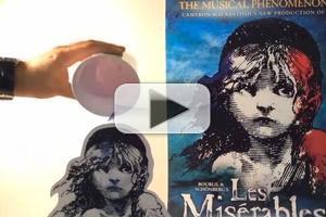 BWW TV: LES MISERABLES' Flat Cosette Accepts Ice Bucket Challenge