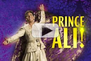STAGE TUBE: Watch Lyric Video for ALADDIN's 'Prince Ali'