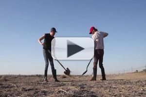 STAGE TUBE: First Look at New Trailer for Mac Barnett and Jon Klassen's SAM AND DAVE DIG A HOLE