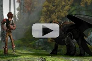 VIDEO: Cast Discusses HOW TO TRAIN YOUR DRAGON 2