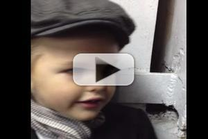 STAGE TUBE: Gone Viral - 6-Year-Old Theatre Critic (And Euan Morton's Son)