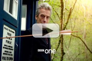 VIDEO: BBC One Shares DOCTOR WHO 'Robot of Sherwood' Trailer