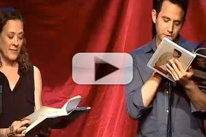 STAGE TUBE: Santino Fontana, Karen Ziemba & More Join CELEBRITY AUTOBIOGRAPHY