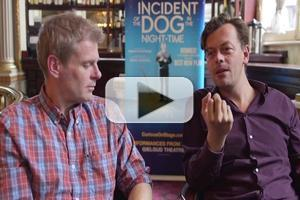 STAGE TUBE: Mark Haddon and Simon Stephens Talk Adapting 'CURIOUS INCIDENT' and Moving to Broadway!