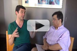 STAGE TUBE: BUYER & CELLAR's Michael Urie Comes Home to Dallas