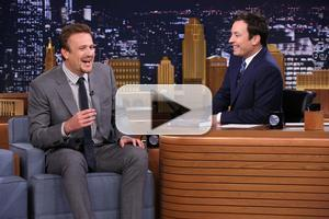 VIDEO: Jason Segel Talks First Novel 'Nightmares', HIMYM & More on TONIGHT SHOW
