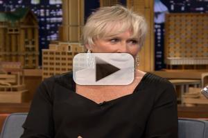 VIDEO: Glenn Close Talks New Broadway Play 'A Delicate Balance' on TONIGHT SHOW