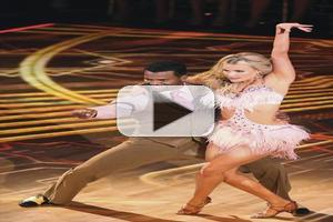 VIDEO: Broadway's Alfonso Ribeiro Receives Top Score on DWTS Premiere