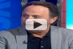 VIDEO: Billy Crystal Talks Emmy Tribute to Robin Williams: 'It's the Hardest Thing I've Ever Had to Do'