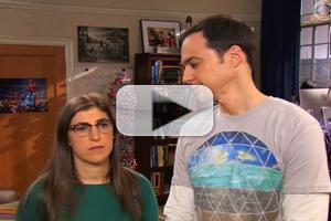 VIDEO: Jim Parsons & 'BIG BANG' Cast Reveal What They Did This Summer