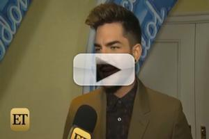 VIDEO: Adam Lambert Talks Going 'Full Circle' as Guest Judge for AMERICAN IDOL