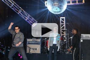 VIDEO: Josh Gad & Kevin Hart Compete in ELLEN's First-Ever 'Dance Off'!