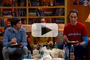 VIDEO: Sneak Peek - 8th Season Premiere of CBS's THE BIG BANG THEORY
