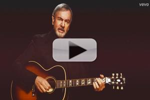 VIDEO: Watch Music Video for Neil Diamond's 'Nothing But A Heartache'