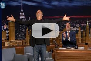 VIDEO: Billy Crystal & Jimmy Fallon Pay Tribute to Robin Williams on TONIGHT SHOW