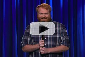 VIDEO: Funnyman Randy Liedtke Stops by LATE NIGHT WITH SETH MEYERS