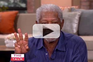 VIDEO: Executive Producer Morgan Freeman Talks New Series MADAM SECRETARY