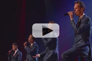 STAGE TUBE: Watch New Sizzle Reel for The Midtown Men Live Concert Event