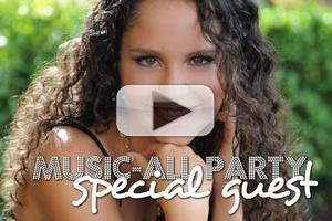 STAGE TUBE: Giulia Luzi to Perform @ BWW Italy Awards