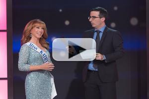 VIDEO: Kathy Griffin & More in Highlights from LAST WEEK TONIGHT WITH JOHN OLIVER