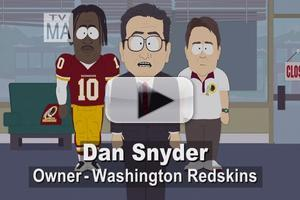 VIDEO: Sneak Peek -  Washington Redskins Open Up Shop on All-New SOUTH PARK