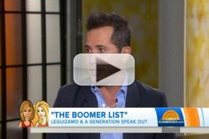 VIDEO: John Leguizamo Talks New PBS Special BABY BOOMERS on 'Today'