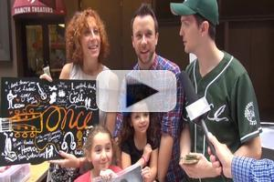 BWW TV: On the Scene at the 28th Annual BROADWAY FLEA MARKET AND GRAND AUCTION!