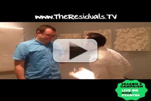 STAGE TUBE: Things Get Testy for THE RESIDUALS in Season 2 Teasers